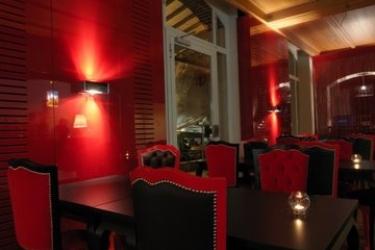 Hotel Krebs: Bar INTERLAKEN