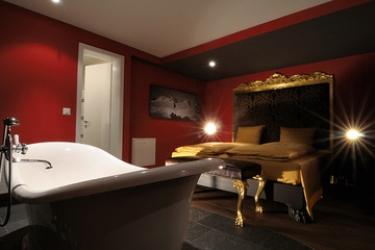 Hotel Krebs: Camera Suite INTERLAKEN