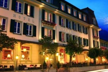 Hotel Krebs: Esterno INTERLAKEN