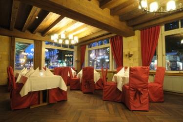 Hotel Krebs: Ristorante INTERLAKEN