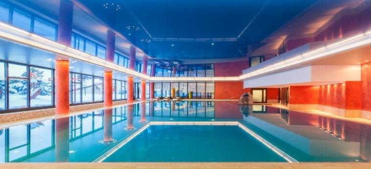 Hotel Dorint Bluemlisalp Beatenberg Interlaken: Piscina Cubierta INTERLAKEN
