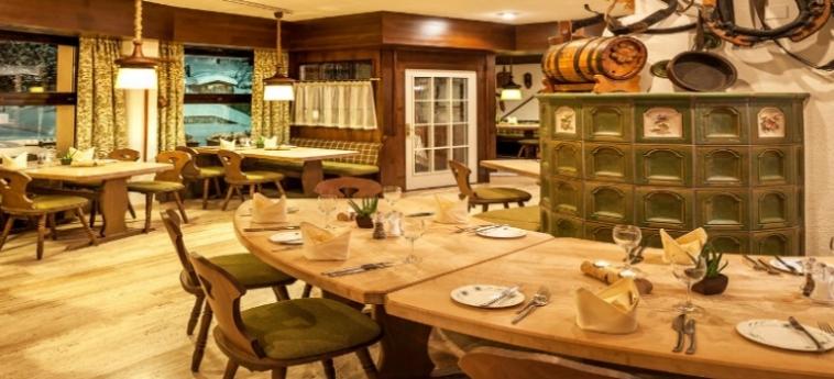 Hotel Dorint Bluemlisalp Beatenberg Interlaken: Restaurante INTERLAKEN