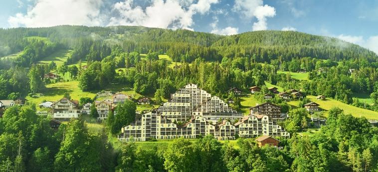 Hotel Dorint Bluemlisalp Beatenberg Interlaken: Esterno INTERLAKEN