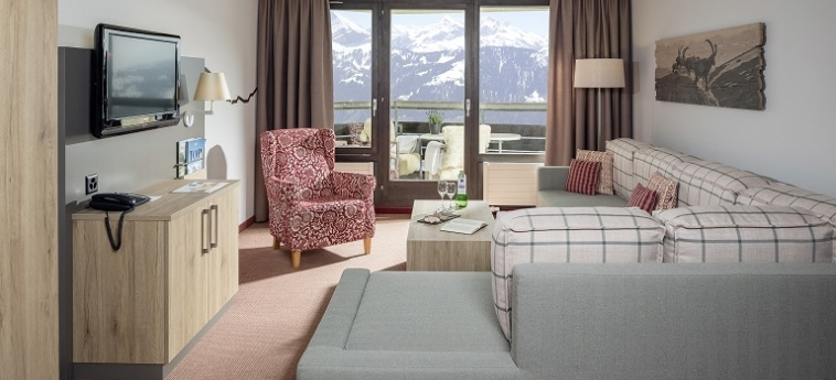 Hotel Dorint Bluemlisalp Beatenberg Interlaken: Living Room INTERLAKEN