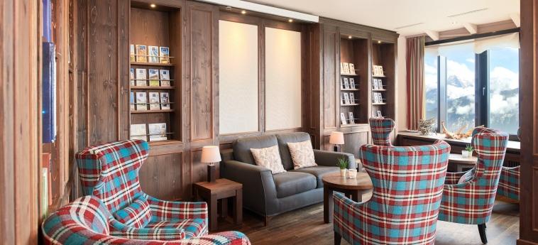 Hotel Dorint Bluemlisalp Beatenberg Interlaken: Lobby INTERLAKEN