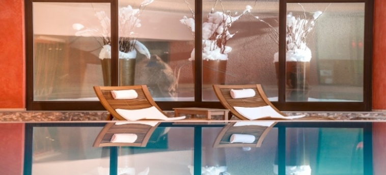 Hotel Dorint Bluemlisalp Beatenberg Interlaken: Spa INTERLAKEN