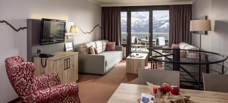 Hotel Dorint Bluemlisalp Beatenberg Interlaken: Chambre Comfort INTERLAKEN