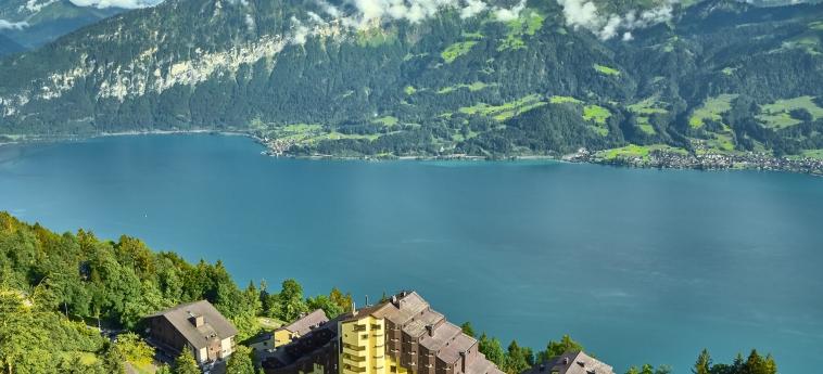 Hotel Dorint Bluemlisalp Beatenberg Interlaken: Aussicht INTERLAKEN