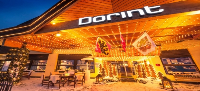 Hotel Dorint Bluemlisalp Beatenberg Interlaken: Eingang INTERLAKEN