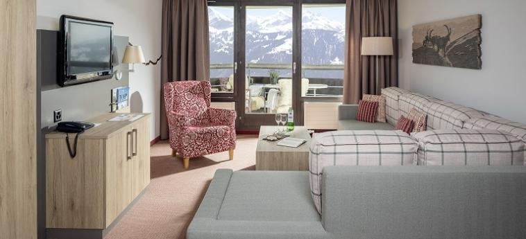Hotel Dorint Bluemlisalp Beatenberg Interlaken: Wohnzimmer INTERLAKEN