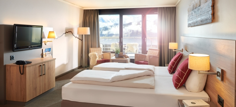 Hotel Dorint Bluemlisalp Beatenberg Interlaken: Apartment INTERLAKEN