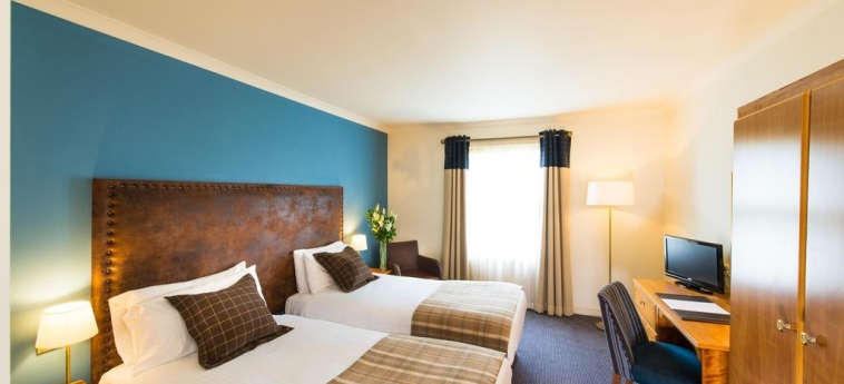 Loch Fyne Hotel & Spa : Chambre jumeau INVERARY