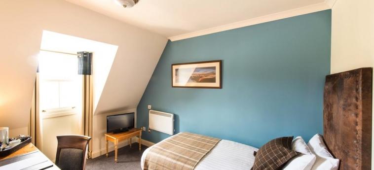 Loch Fyne Hotel & Spa : Chambre Unique INVERARY
