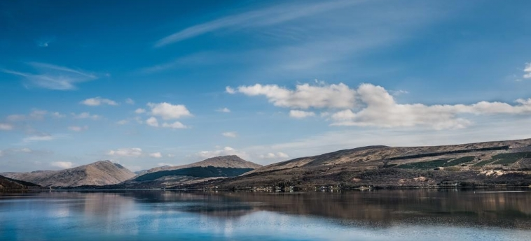Loch Fyne Hotel & Spa : Environnement INVERARY
