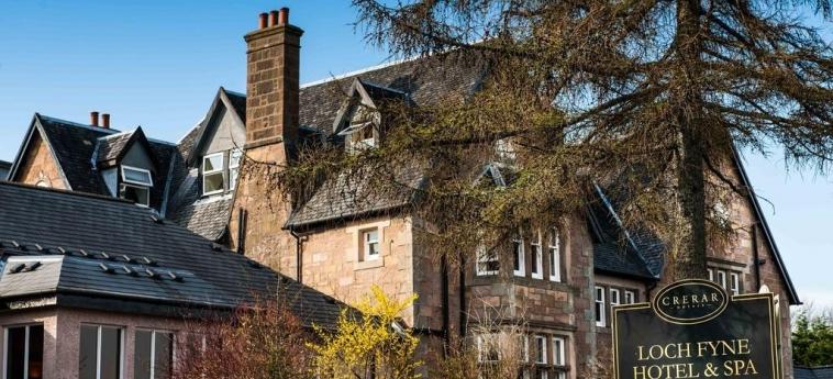 Loch Fyne Hotel & Spa : Exterieur INVERARY