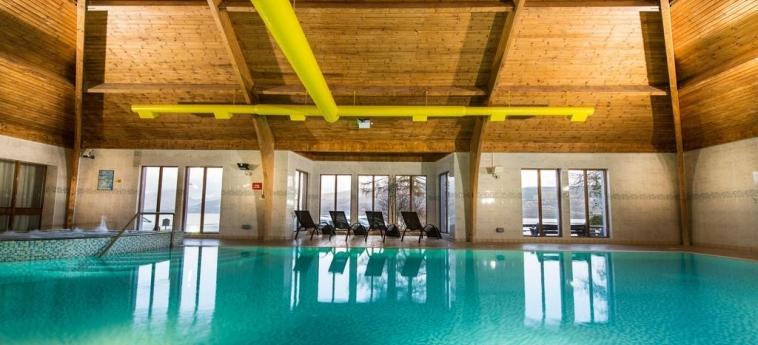 Loch Fyne Hotel & Spa : Piscine chauffée INVERARY