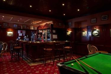 Argyll Hotel: Bar INVERARY
