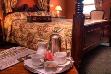 Argyll Hotel: Guest Room INVERARY