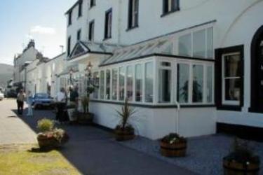 Argyll Hotel: Außen INVERARY