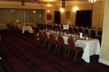 Kintore Arms Hotel: Ballroom INVERURIE