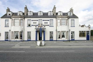 Kintore Arms Hotel: Exterior INVERURIE