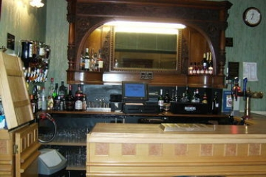 Kintore Arms Hotel: Lounge Bar INVERURIE