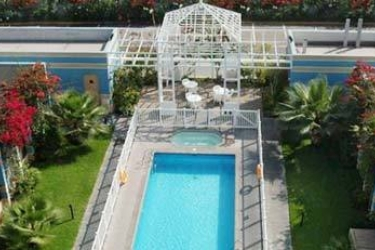 Hotel Holiday Inn Express Iquique: Swimming Pool IQUIQUE