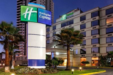 Hotel Holiday Inn Express Iquique: Esterno IQUIQUE