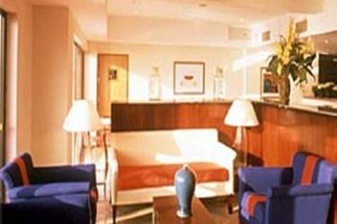 Hotel Carrera: Hall IQUIQUE