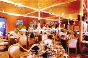 Hotel Terrado Club: Restaurante IQUIQUE