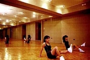 Hotel Terrado Club: Salle de Gym IQUIQUE