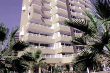 Hotel Terrado Club: Entrata IQUIQUE