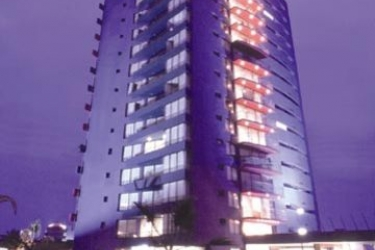 Hotel Terrado Club: Außen IQUIQUE