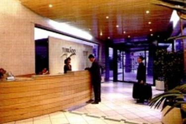 Hotel Terrado Club: Empfang IQUIQUE