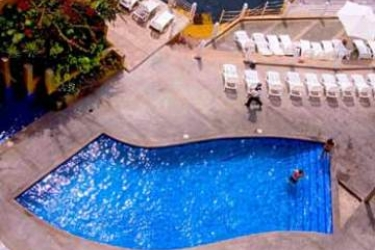 Hotel Terrado Club: Swimming Pool IQUIQUE