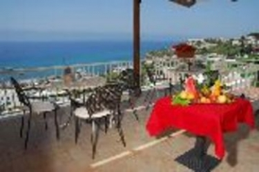 Hotel Imperamare: Terraza ISCHIA ISLAND - NAPLES