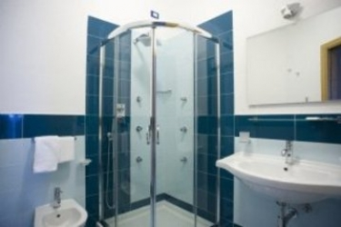 Hotel Imperamare: Badezimmer ISCHIA ISLAND - NAPLES