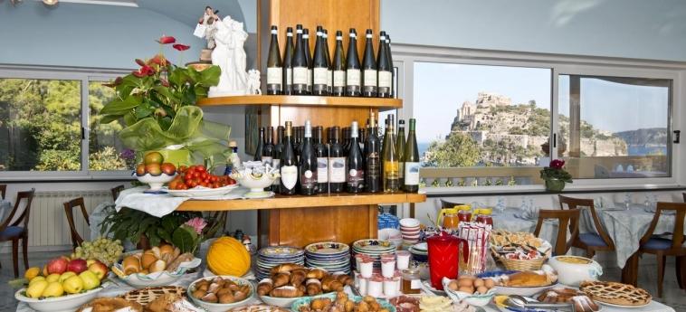 Hotel Giardino Delle Ninfe E La Fenice: Buffet ISCHIA ISLAND - NAPLES