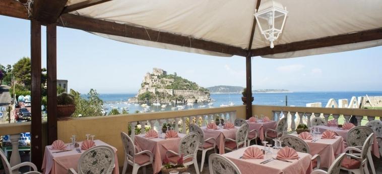 Hotel Giardino Delle Ninfe E La Fenice: Restaurant ISCHIA ISLAND - NAPLES