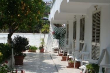 Hotel Casa Mazzella: Exterieur ISCHIA ISLAND - NAPLES