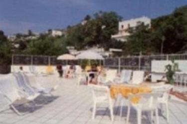 Hotel Casa Mazzella: Terrasse ISCHIA ISLAND - NAPLES