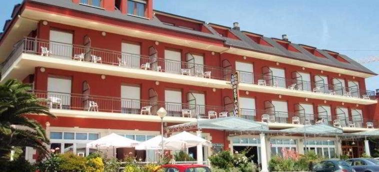 Hotel Arillo: Exterior ISLA - CANTABRIA