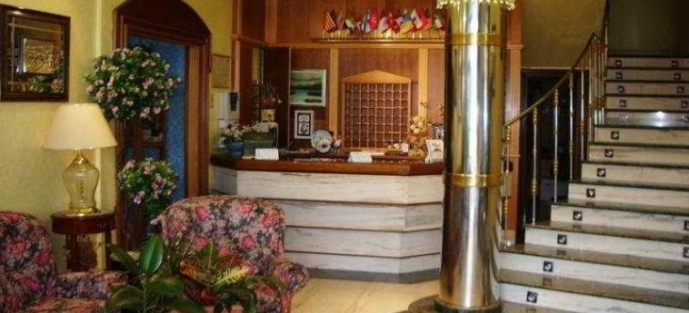 Hotel Arillo: Lobby ISLA - CANTABRIA