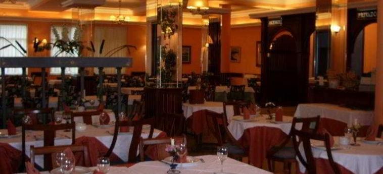 Hotel Arillo: Restaurant ISLA - CANTABRIA