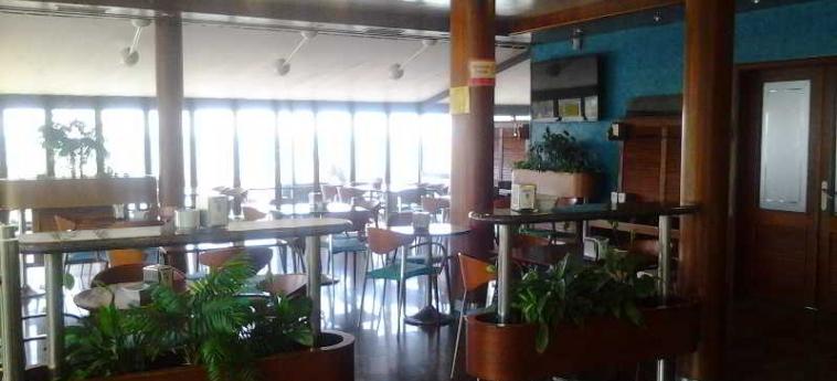 Hotel Astuy: Bar ISLA - CANTABRIA