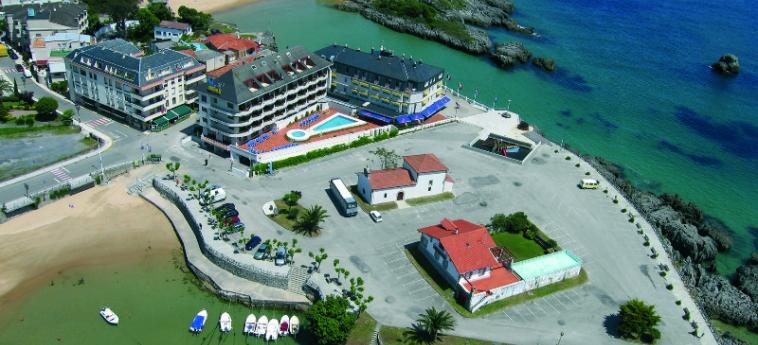 Hotel Astuy: Esterno ISLA - CANTABRIA
