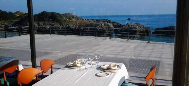 Hotel Astuy: Ristorante ISLA - CANTABRIA