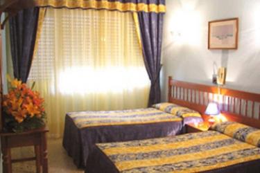 Hotel Isabel: Camera Matrimoniale/Doppia ISLA - CANTABRIA