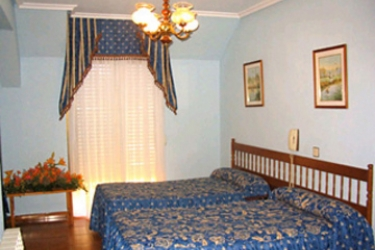 Hotel Isabel: Bedroom ISLA - CANTABRIA