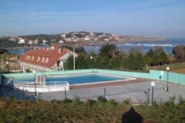 Hotel Campomar De Isla: Swimming Pool ISLA - CANTABRIE